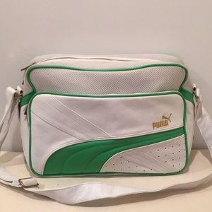 Retro Puma Laptop Bag